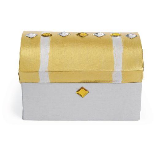 Colorations® Metallic Gel Paint Gallon - Gold