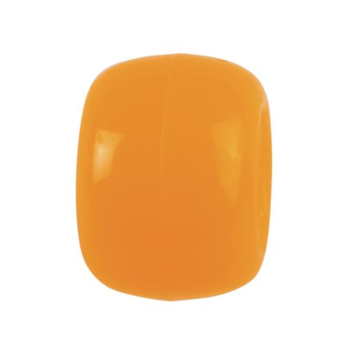 Orange Pony Beads - 1/2 lb._4