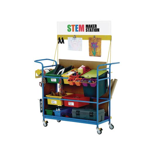 Image of STEM Maker Station & Cart