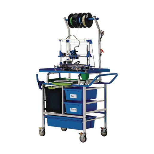 Image of Premium 3-D Printer Cart