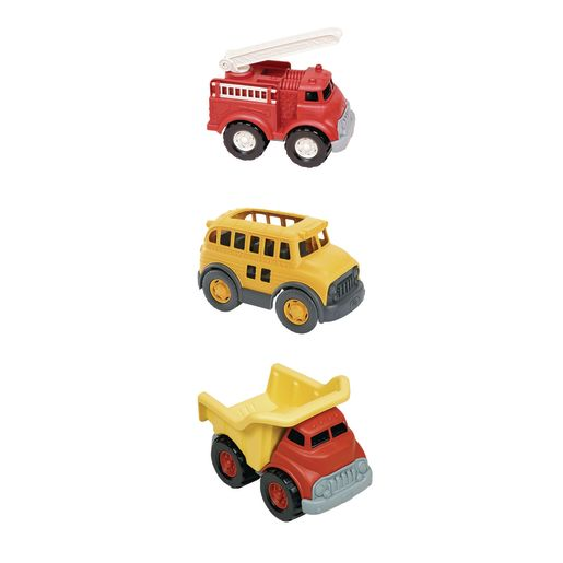 Green Toys Vehicles - Set of 3