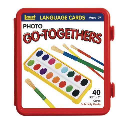 Go Together Photo Language Cards - Set of 40