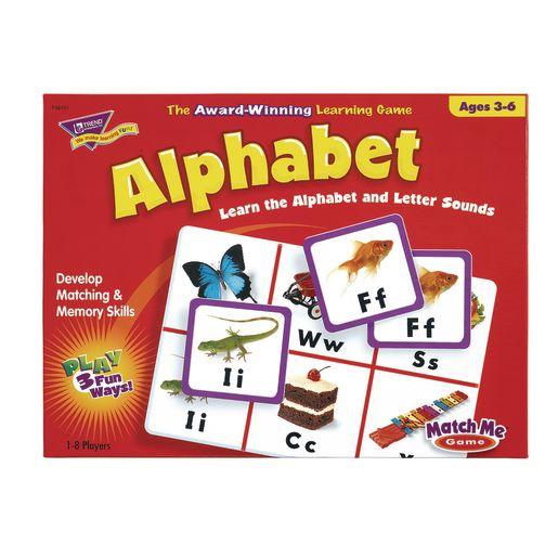 Match Me® Alphabet Game_1