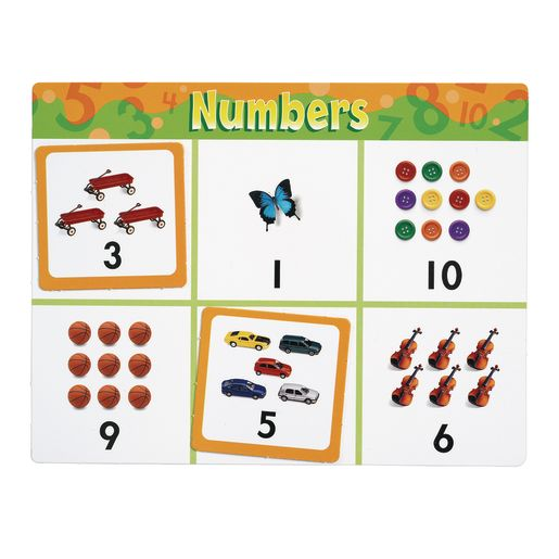 Match Me® Numbers 1-10 Game