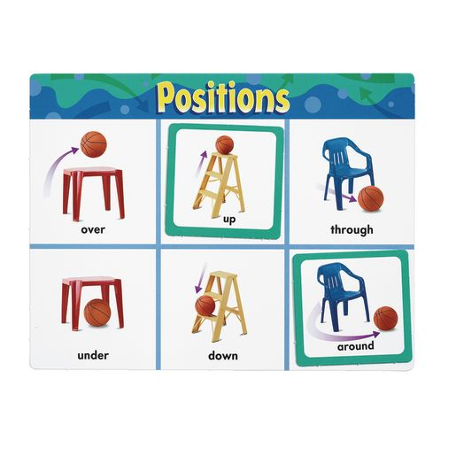 Match Me® Positions Game_0