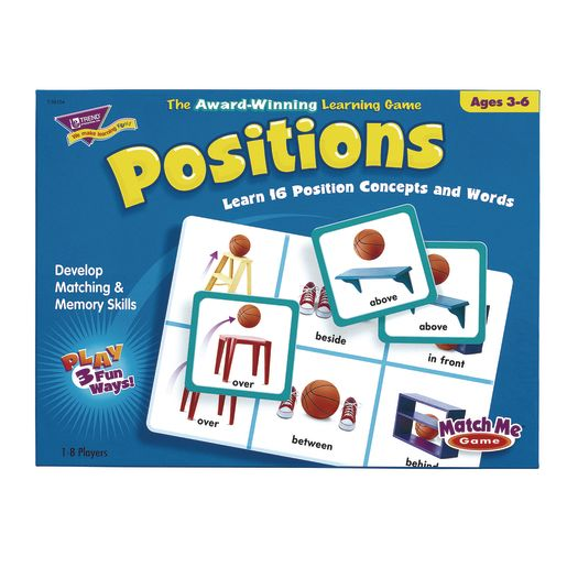 Match Me® Positions Game_1