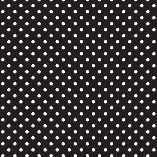 Fadeless® Design Paper Rolls - Black & White Dots