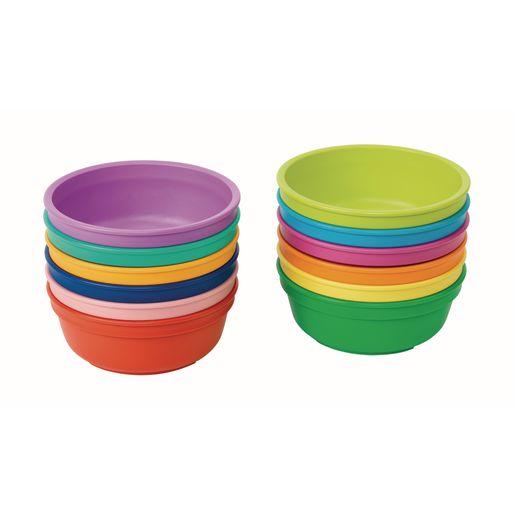 Environments® Dozen Rainbow Bowls