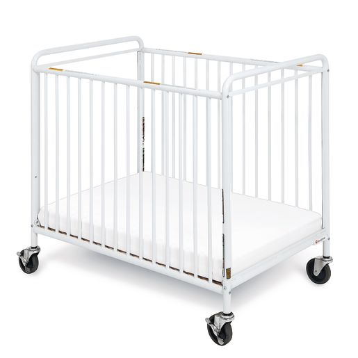 Chelsea™ Compact Non-Folding Steel Crib