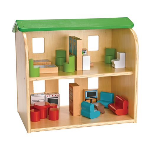 Environments® Toddler Play House with Furniture