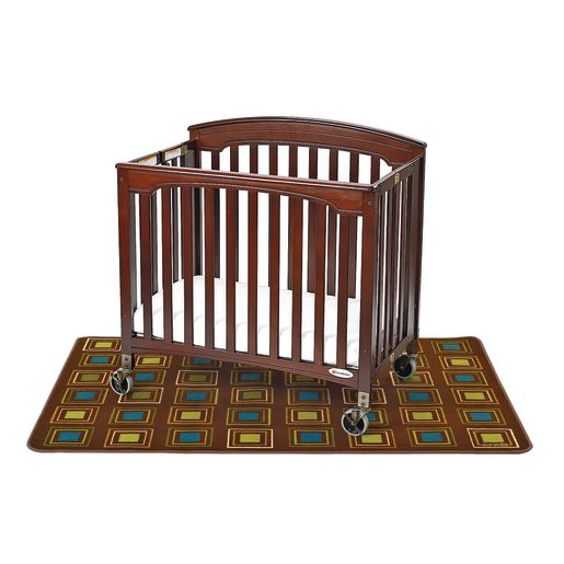 Foundations® Compact Royale® Folding Crib