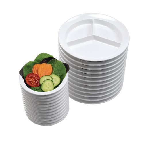 Family Style Dining Dinnerware - 24 Pc. Set