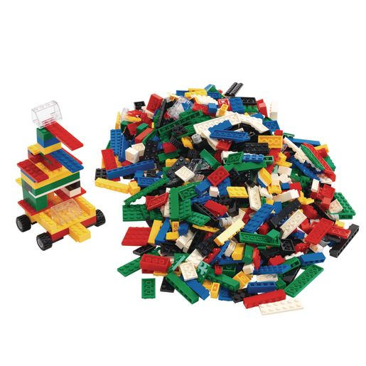 Excellerations® Standard Building Bricks - 800 Pieces