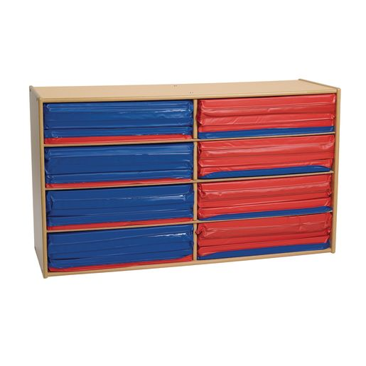 Angeles Value Line 8-Section Tri-Fold Mat Storage