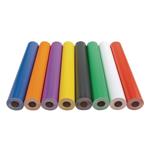 Colored Repositionable Con-Tact® Cover, Set of 8