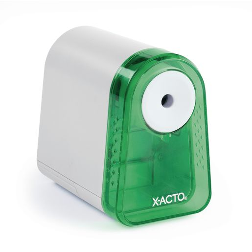 X-ACTO® Battery-Powered Pencil Sharpener