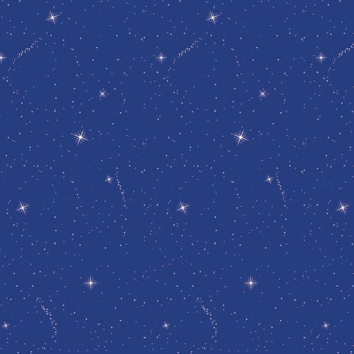Fadeless® Design Paper Rolls - Night Sky
