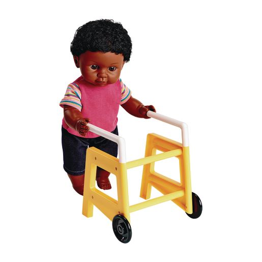 Walker Accessory for Toddler Dolls
