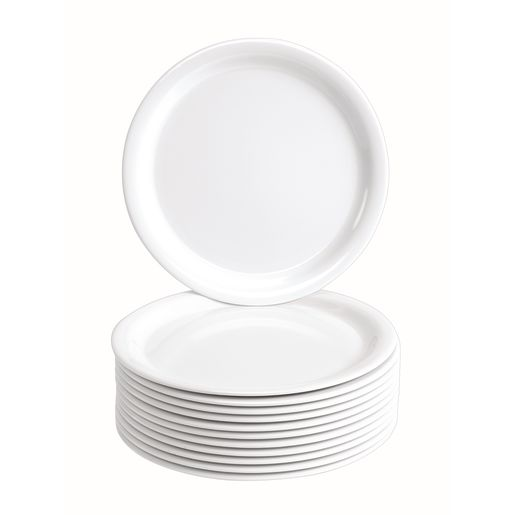 "Dozen 9"" Melamine Plates"