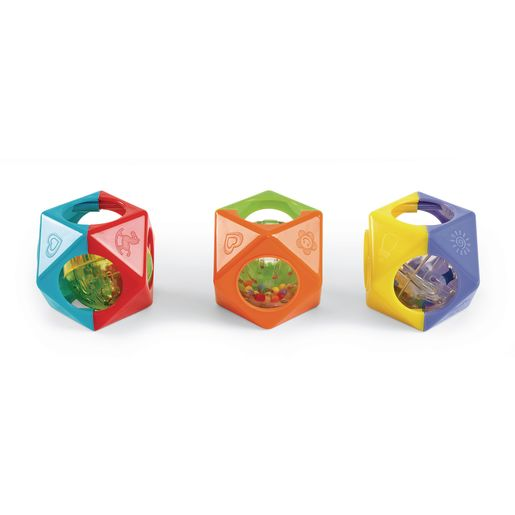 Tumble Rattle Balls - Set of 3_1