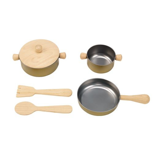 Cooking Set for Toddlers - 6 Pieces