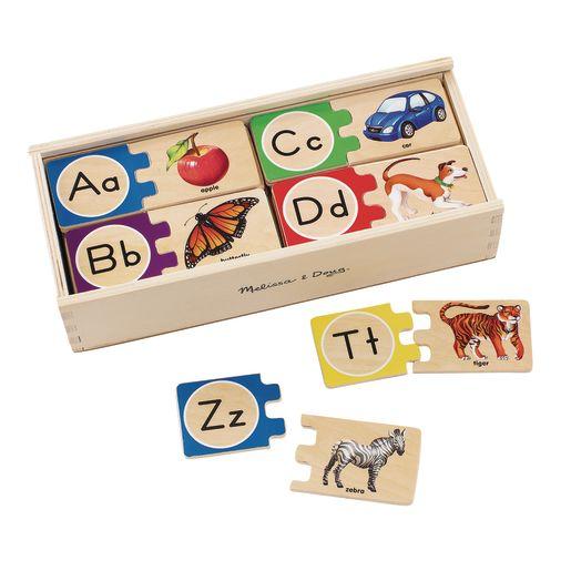 Image of Self-Correcting Alphabet Puzzles