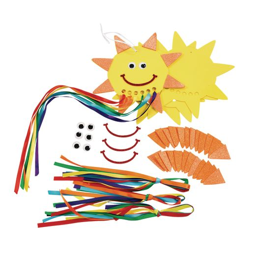 Colorations® Sunny Skies Craft - Kit for 12