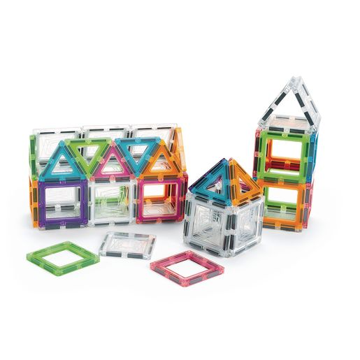 Excellerations® Building Brilliance® Frames and Clear Shapes - 116 Pieces