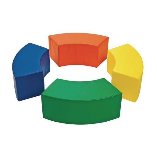 Rainbow Seating Circle