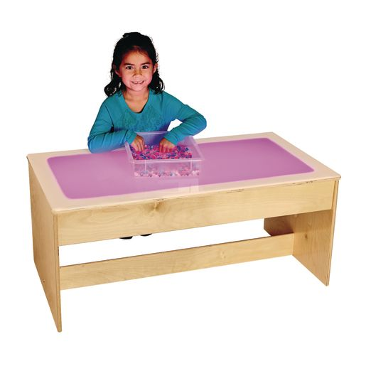 Large Color-Changing Light Table