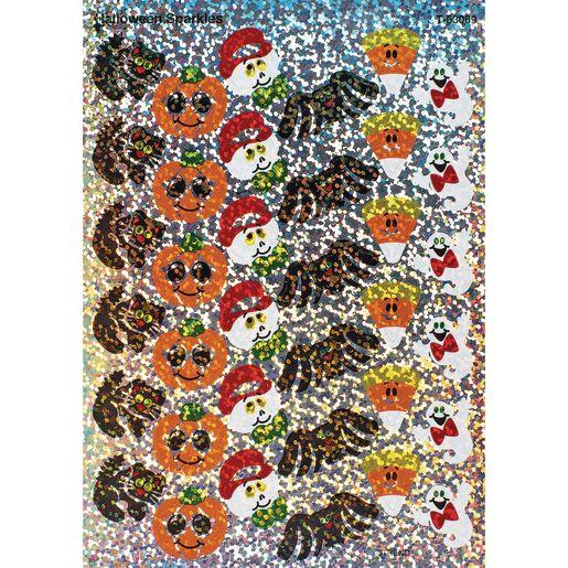 Holiday Celebration Sparkle Sticker Variety Pack - 21 Sheets