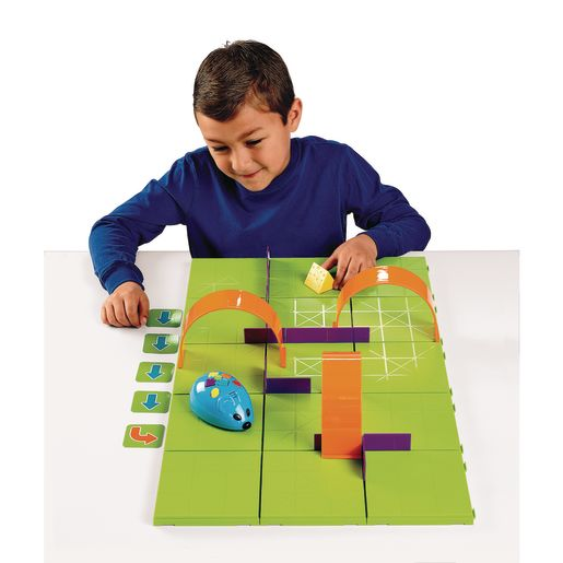 Image of STEM Robot Mouse Coding Activity