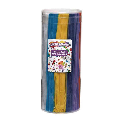 Image of Colorations 12 - Color Pipe Cleaner Multi-Pack