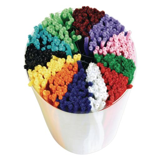 Colorations® 12 - Color Pipe Cleaner Multi-Pack