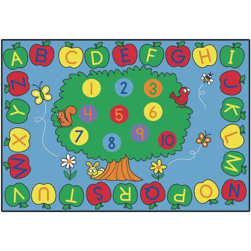 Angeles® Trees & Apples Alphabet