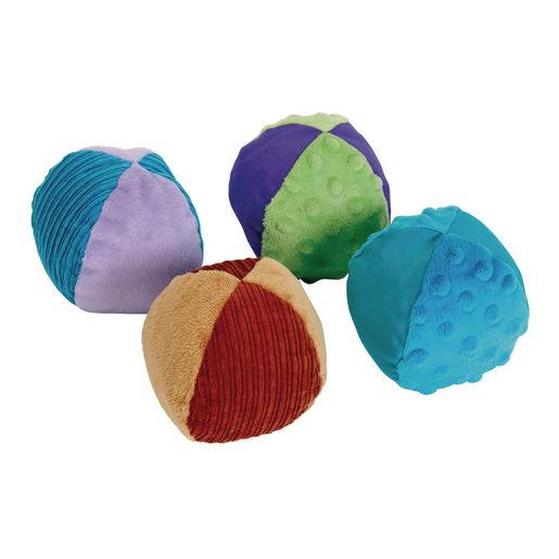 Environments® Textured Balls Set of 4