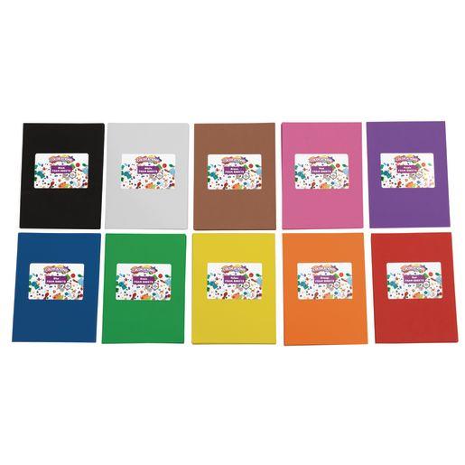 Pink Foam Sheets - 10 Sheets