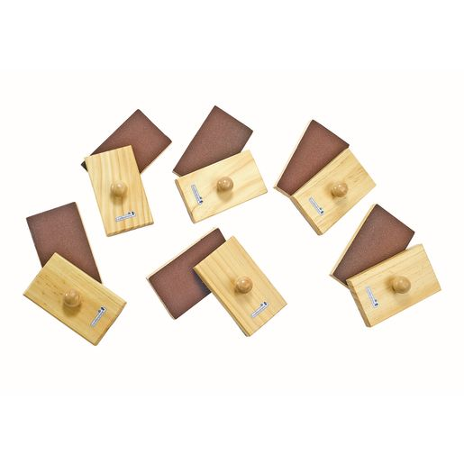 Excellerations® Sand Blocks - Set of 6