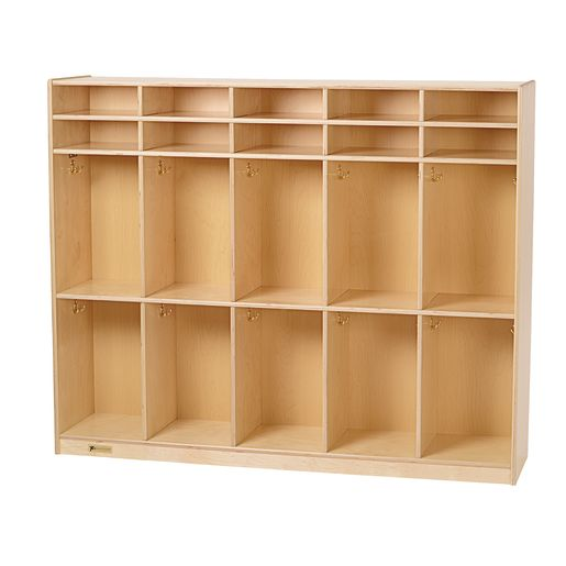 Image of MyPerfectClassroom 10-Section Locker
