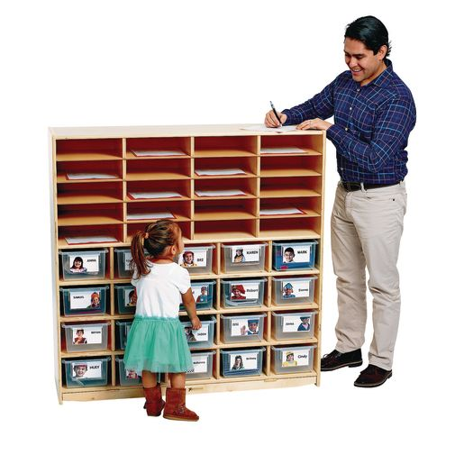 MyPerfectClassroom® Communication Center with Trays