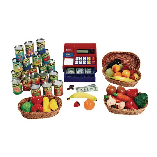 Grocery Store Role-Play Set
