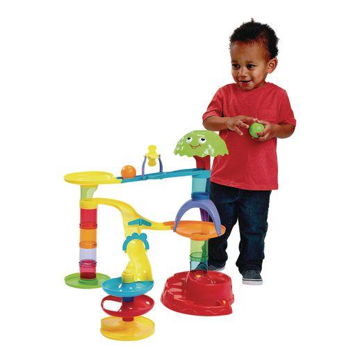 Toddler Treetop Marble Run 30 Pieces