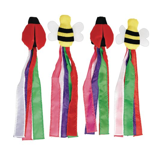 Excellerations® Bugs & Bees Toss - Set of 4