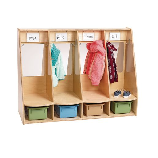 Environments® I Can Do It Myself Toddler Locker - Assembled