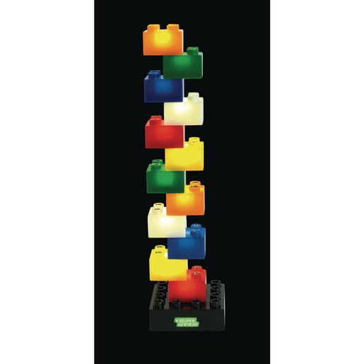Exploring Circuitry Light Blocks Set of 6