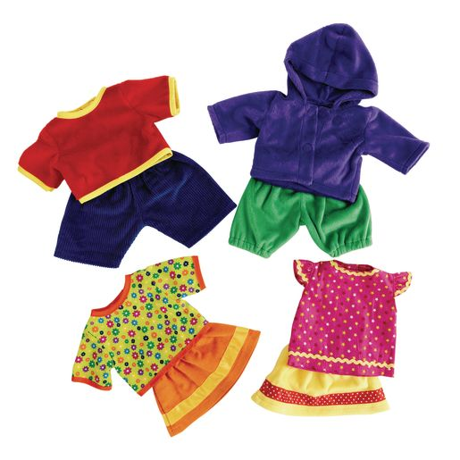 "Excellerations® 12""-17"" Adjustable Doll Clothing"