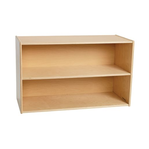 Image of Environments Toddler Single Shelf Storage - Assembled