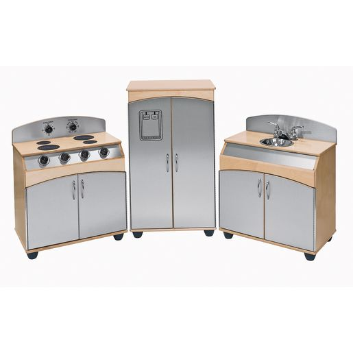 Three-Piece Contemporary Kitchen