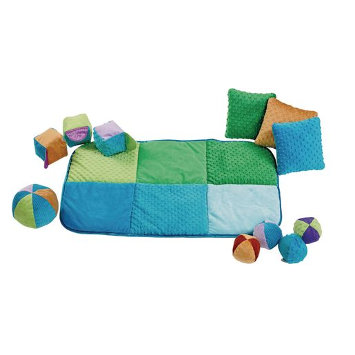 Environments® Infant Earth Textures Play Kit 12 Pieces