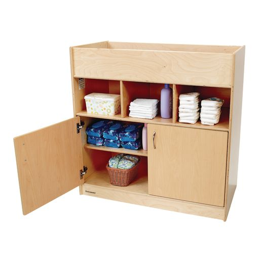 Image of Environments Infant Changing Table - Assembled
